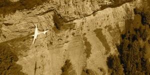 Drohnen Aufnahme auf dem Grenchenberg